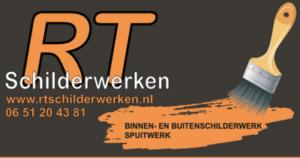 RT Schilderwerken Logo